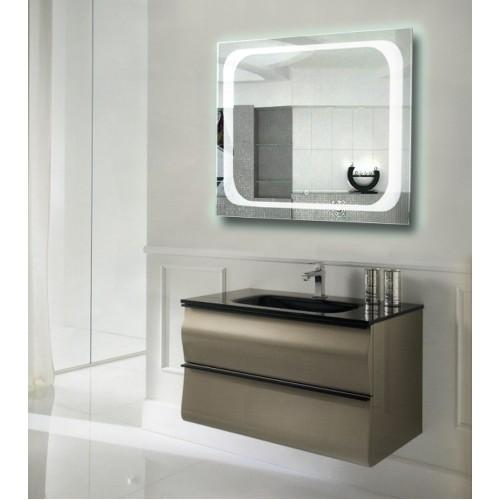 Зеркало с подсветкой для ванной комнаты Атлантис